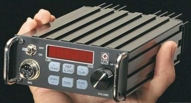 коротковолновая радиостанция Q-Mac для полевых условий